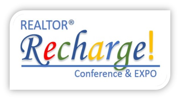 Realtor Recharge Logo