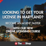 Become a Maryland Agent with courses from the CE Shop