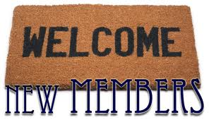 Welcome Matt for New Members