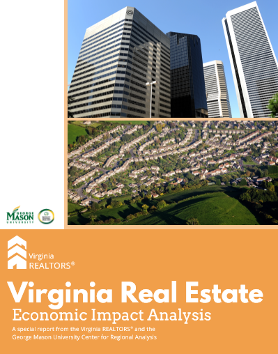 Real Estate report cover