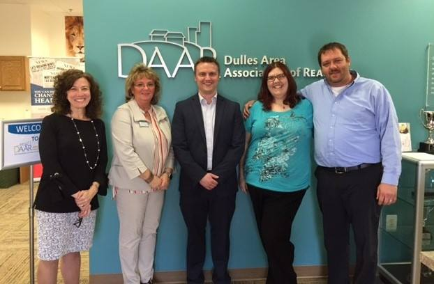 "NAR Staff Experience a ""Day in the Life"" at DAAR and Member Offices Post Thumbnail"