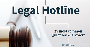 Virginia REALTORS® Legal Hotline FAQs: EMD, Advertising, POA and more.. Post Thumbnail