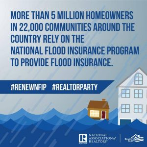 NAR Call for Action: Congress Must Reauthorize the National Flood Insurance Program Post Thumbnail