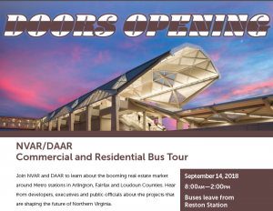 Doors Opening: NVAR/DAAR Commercial and Residential Bus Tour – 9/14 Post Thumbnail