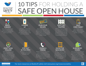 6b72aa4570 REALTOR Safety  10 Tips for Holding a Safe Open House