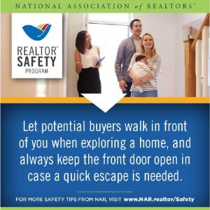 REALTOR Safety Tip: Showing Strategies 101 Post Thumbnail