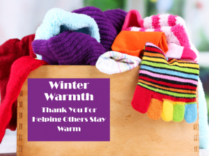 Share the Warmth: Donate a Coat or Blanket Today! Post Thumbnail