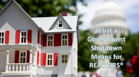 What a Government Shutdown Means for REALTORS® Post Thumbnail
