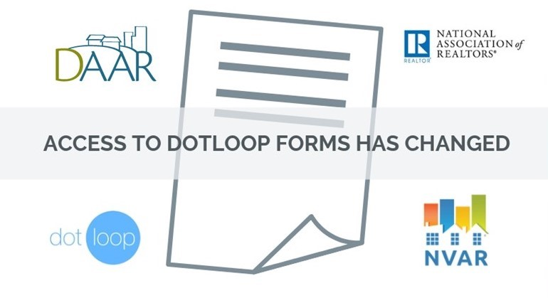 Important: Changes to Dotloop Access for REALTOR®Subscribers Post Thumbnail