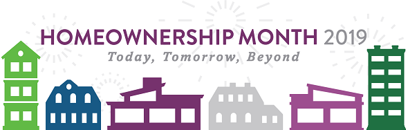 Join Us and Commemorate National Homeownership Month Post Thumbnail