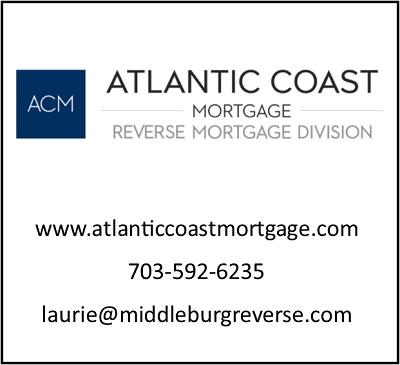 Atlantic Coast Mortgage, reverse Mortgage division.