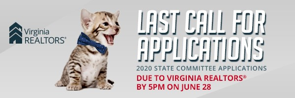 Last Call for 2020 State Committee Applications Post Thumbnail