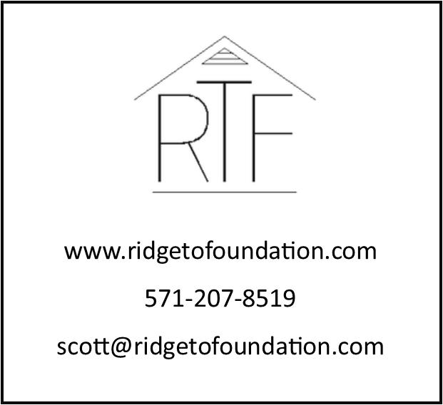 Ridge to Foundation