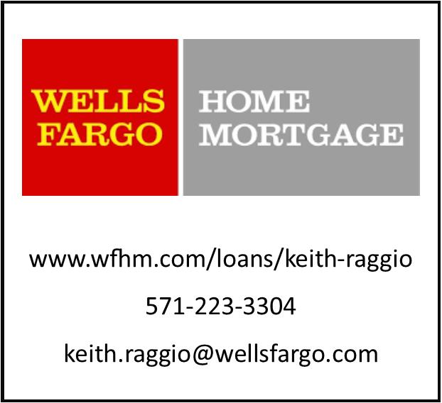 Keith Raggio, Wells Fargo Home Mortgage