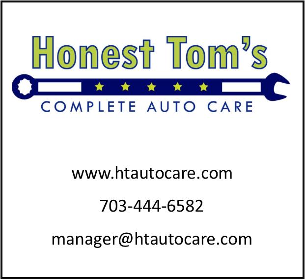 Honest Tom's Complete Auto Care