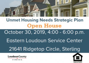 County Launches Unmet Housing Needs Strategic Plan Process with Oct. 30 Open House Post Thumbnail