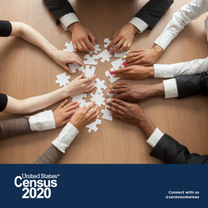 Everyone Counts! Take Part in the 2020 Census Post Thumbnail