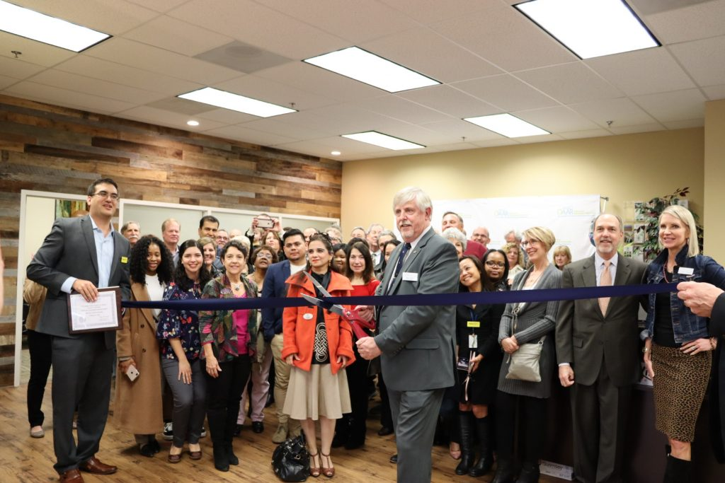 DAAR Ribbon Cutting picture