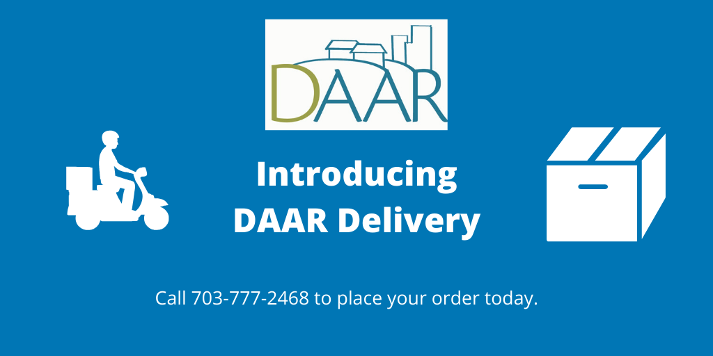 Introducing DAAR Delivery Post Thumbnail