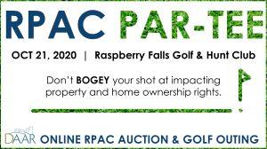 DAAR Golf Tournament – RPAC PAR-TEE Post Thumbnail