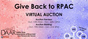 Virtual RPAC Auction Post Thumbnail
