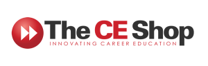 CE Shop Logo