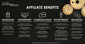 Affiliate Benefits Flyer
