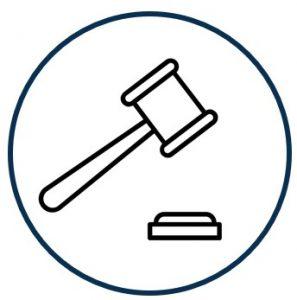 DAAR Legal Hotline Logo