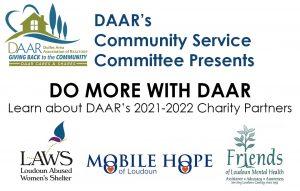 Do More With DAAR: Charity Meet & Greet Post Thumbnail