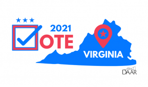 Election 2021: Early Voting Begins in Virginia Post Thumbnail