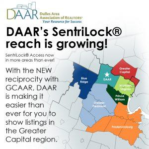 DAAR & GCAAR SentriLock Reciprocity Post Thumbnail