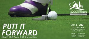 Putt It Forward! Charity Golf Event & Online Auction Post Thumbnail